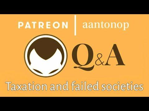 الضرائب والبيتكوين andreas antonopoulos