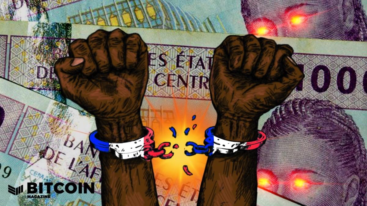 الاستعمار المالي البيتكوين