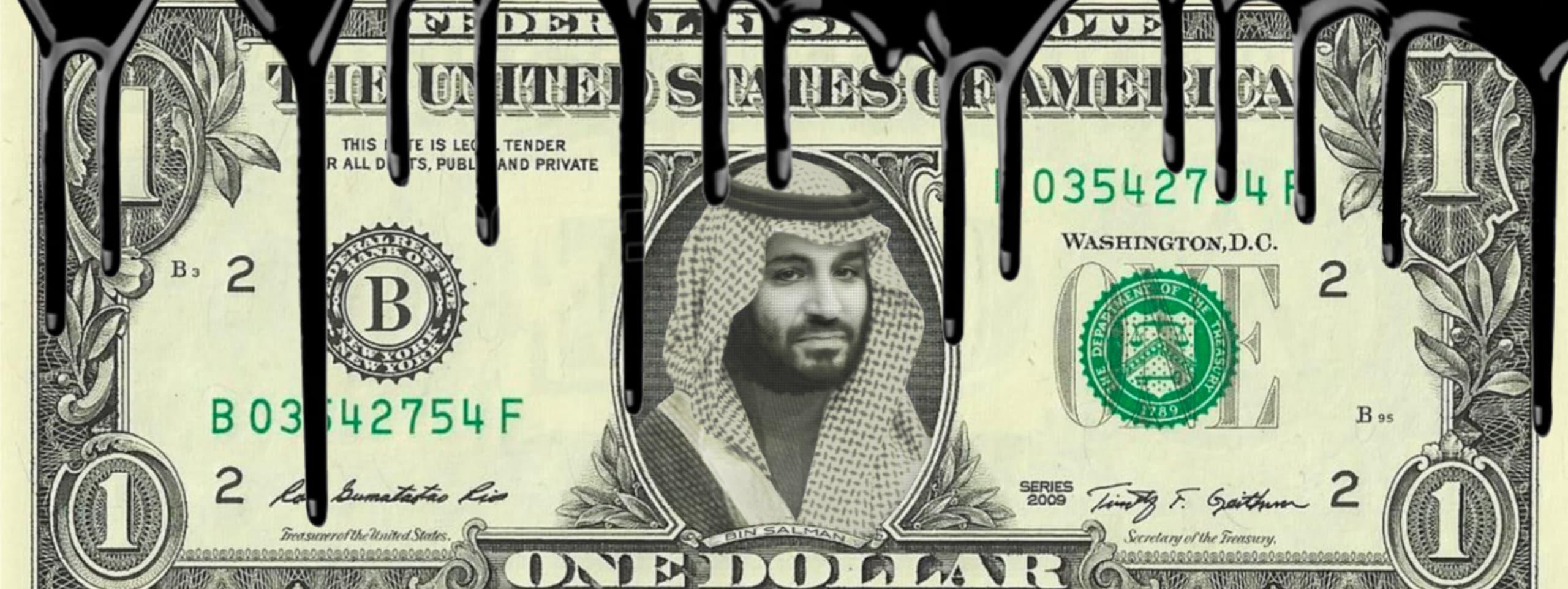 الدولار النفطي والبيتكوين